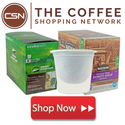 Coffee shopping network